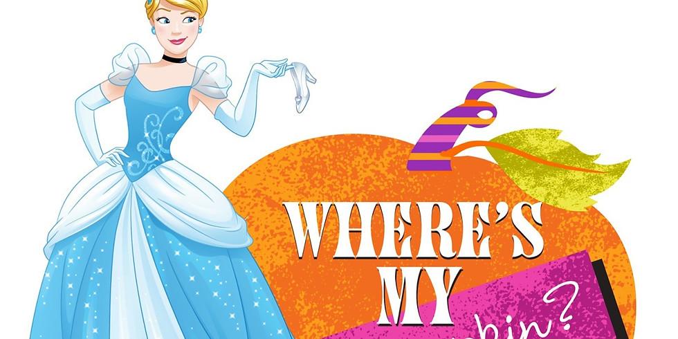 Cinderella's Bibbidy Bobbidy Boo Bash @ Backer Farms in Mendham, NJ