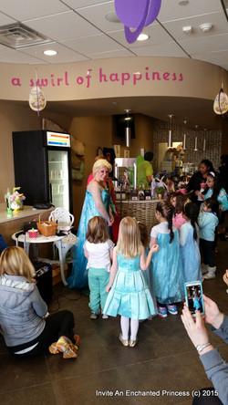 Princess Party Yophoric