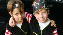 Aren't these the cutest pirates!?