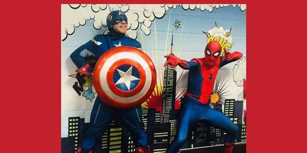 Superhero Sunday Funday