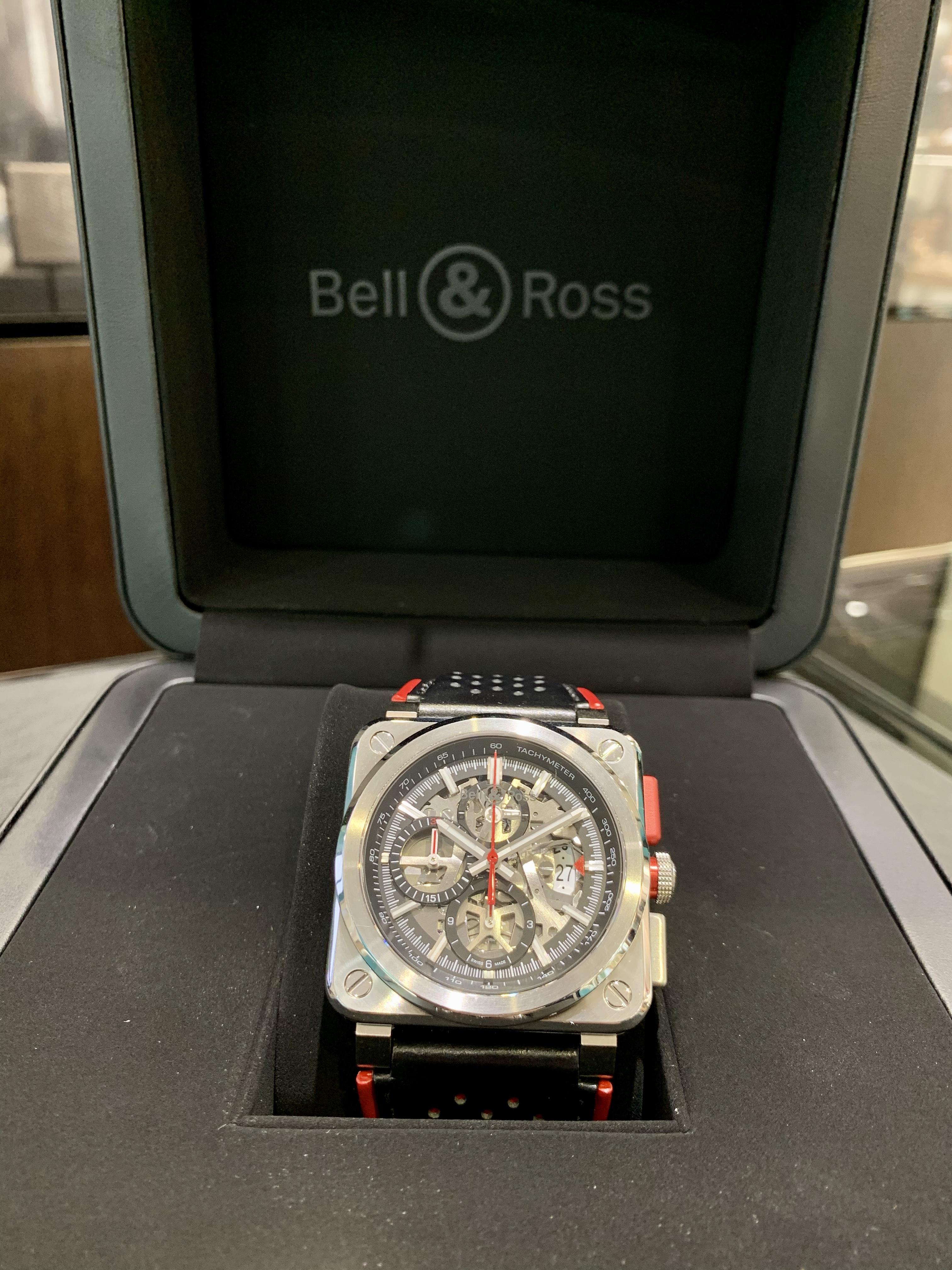 Bell & Ross BR 03-94 Aero GT