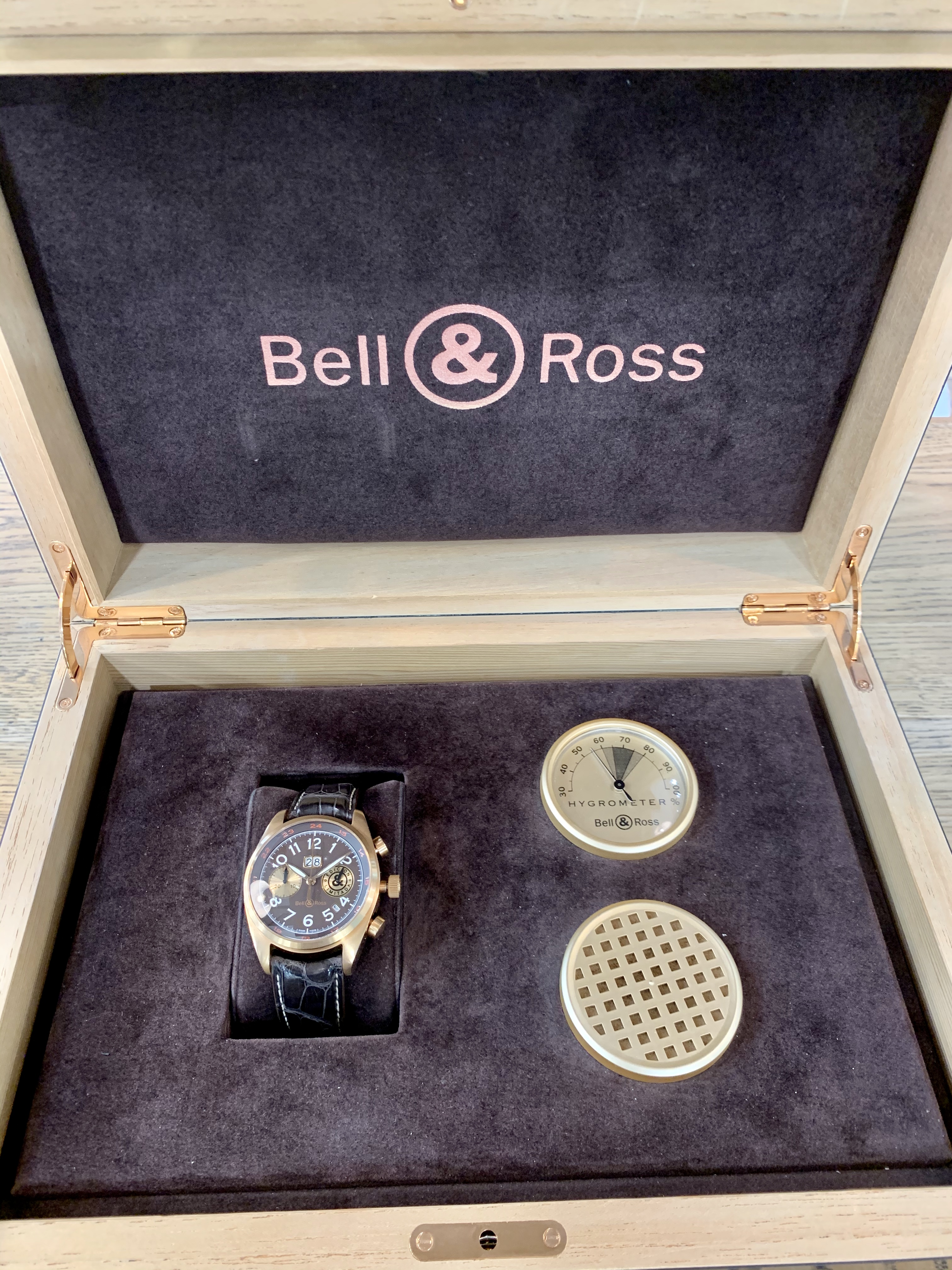 Bell & Ross Vintage 126 XL HAVANA