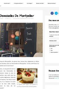 Avis Les Demoiselles de Montpellier