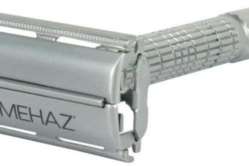 MEHAZ Professional Double Edge Safety Razor (Model: MC1197)