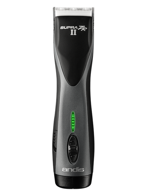 Andis Supra ZR II Detachable Blade & Lithium Ion Battery Cordless Clipper #79005