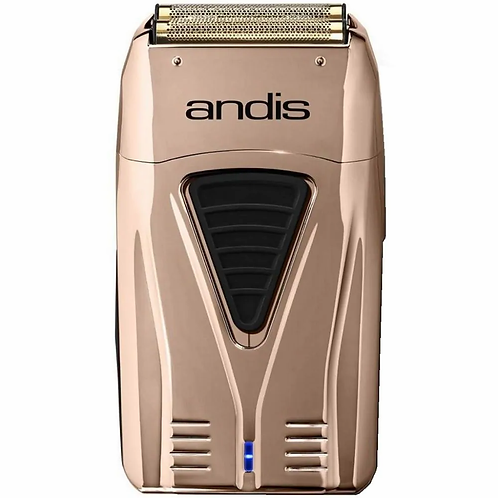 Andis Professional COPPER ProFoil Lithium Ion TS-1 Cord/Cordless Shaver #17220