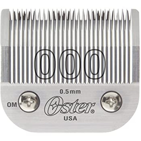 Oster #000 Clipper Blade for Model 76 #76918-026