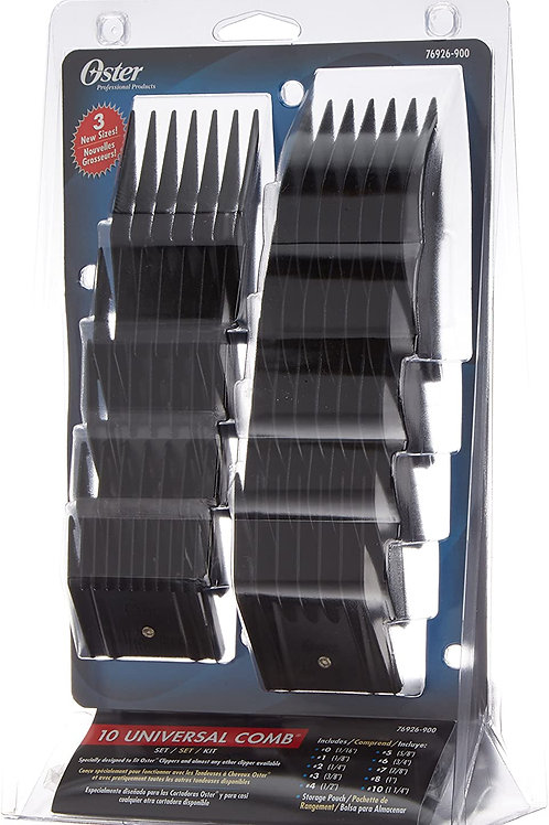 Oster Universal 10 Comb Set # 076926-900