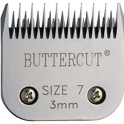 Geib Buttercut #7 Skip Detachable Clipper Blade