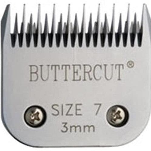 Geib Buttercut #7 Skip Detachable Clipper Blade