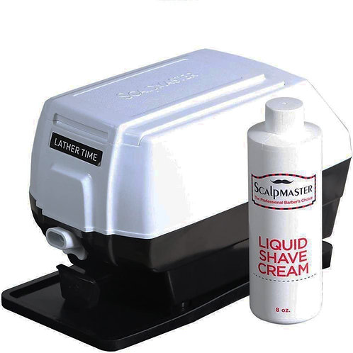 Scalpmaster Lather Time Professional Lather Machine