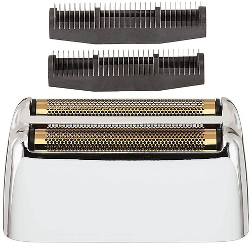 Babyliss Replacement GOLD FOIL & CUTTERS for FX02 FXFS2 Shaver, Part FXRF2