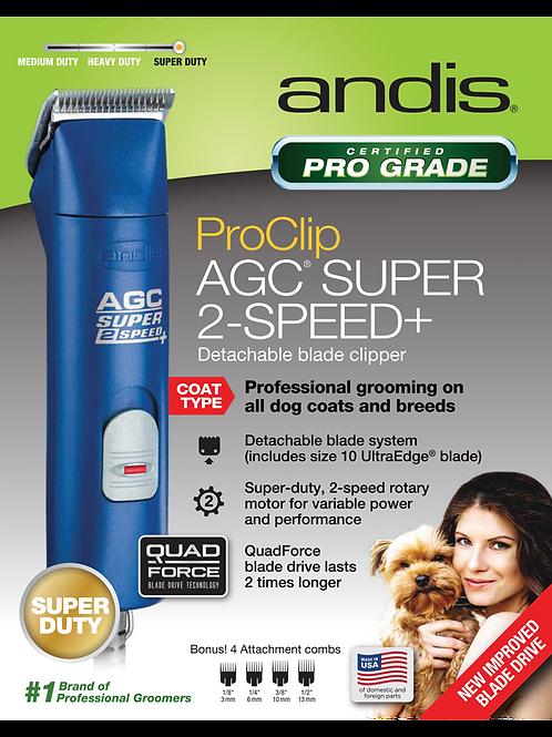 Andis UltraEdge AGC2 2-Speed, Blue # 22405