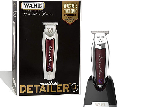 Wahl Professional Cord/Cordless Detailer Li w/ Adjustable T blade #8171