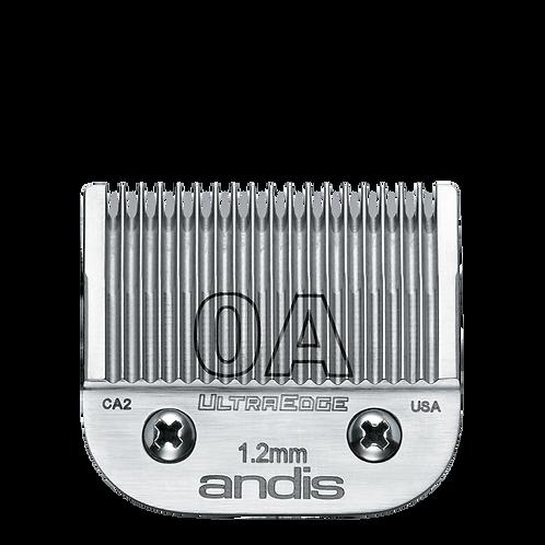 Andis UltraEdge Blades #0A Clipper Blade, # 64210