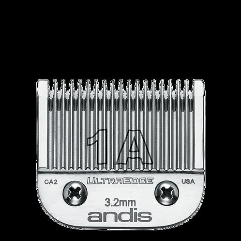 Andis UltraEdge Blades # 1A Clipper Blade, # 64205