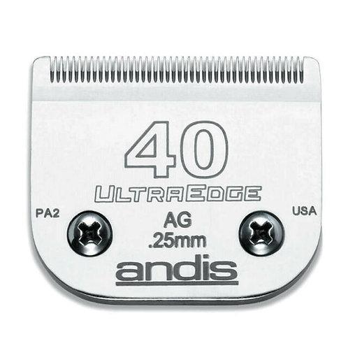 Andis #40 UltraEdge Blade # 64076