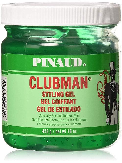 Pinaud Clubman Styling Gel, 16 oz, #279200