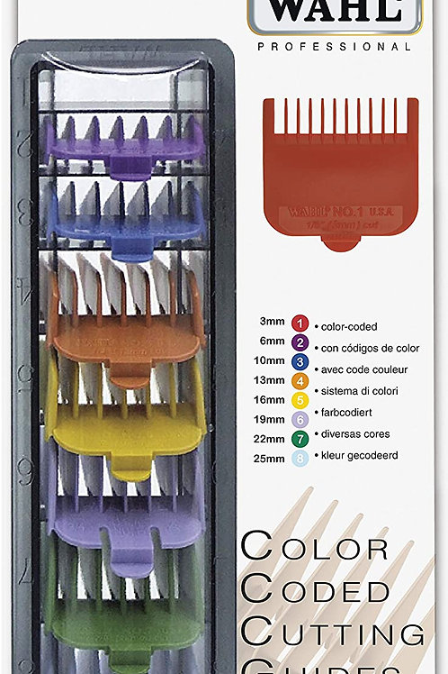Wahl Clipper Color Coded Guide Set #785170