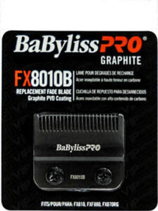 Babyliss Pro FX8010B Replacement FADE Blade Set for FX880 and FX870 Clippers