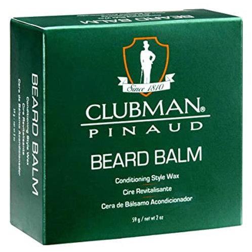 Pinaud Clubman Beard Balm Conditioning & Styling Wax, 2oz