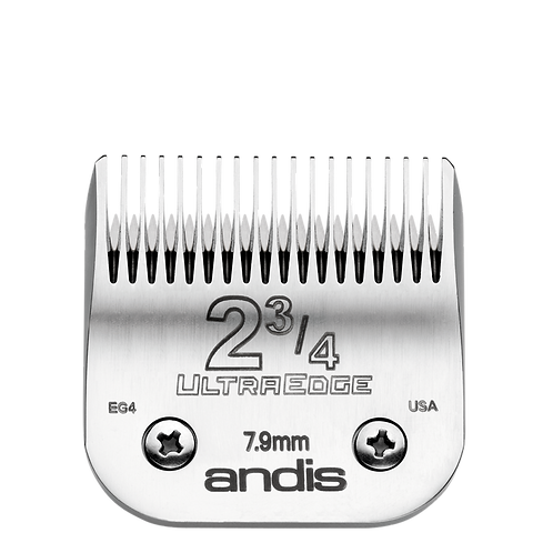Andis UltraEdge Blades # 2.75 or # 2 3/4 Clipper Blade, # 63165