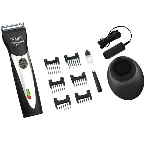 Wahl Chromstyle Cord/Cordless Clipper 8548