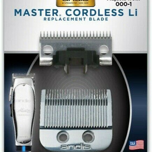Andis MLC Cordless Master Li Replacement Clipper Blade #74040