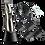 Thumbnail: Andis  Chrome Slimline Pro Li Lithium Ion Cordless Trimmer, D-8 # 32400