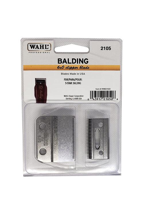 Wahl Professional 5 Star Balding Clipper Blade #2105