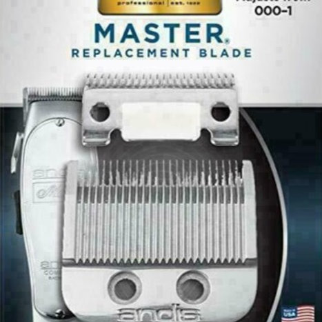 Andis Master ML Clippers #22 Clipper Blade set # 01556