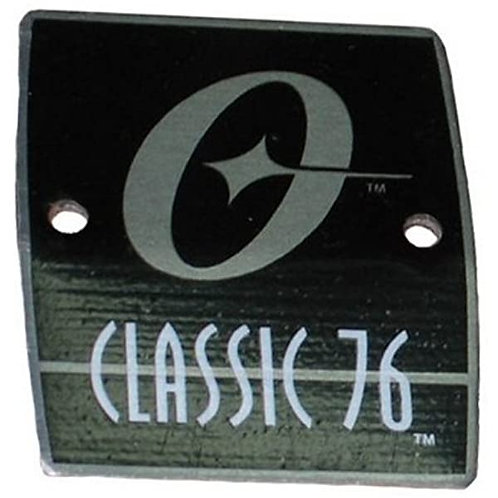 Oster Classic 76, Cover Plate Replacement
