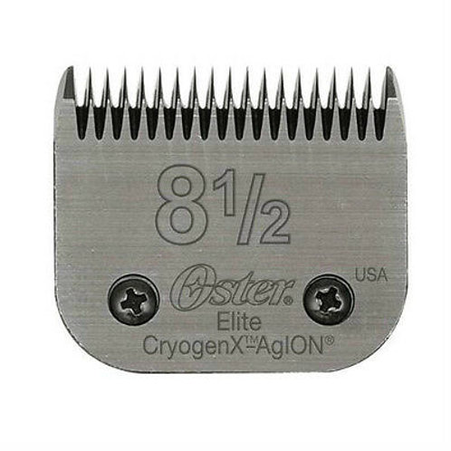 Oster Elite CryogenX Professional Animal Clipper Blade, Size # 8-1/2, 78919-616