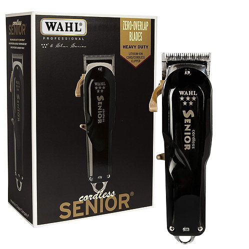 Wahl Professional 5 Star Li-Ion Cord/Cordless SENIOR Clipper #8504-400