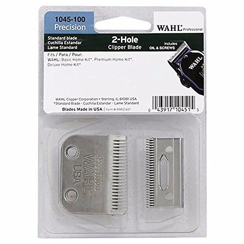 Wahl Professional 2 Hole clipper blade #1045-100