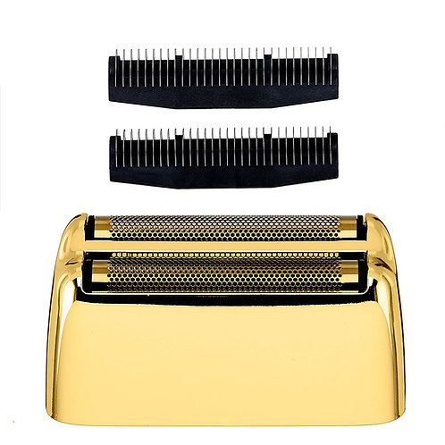 Babyliss Replacement GOLD FOIL & CUTTERS for FX02 FXFS2G Shaver, Part FXRF2G