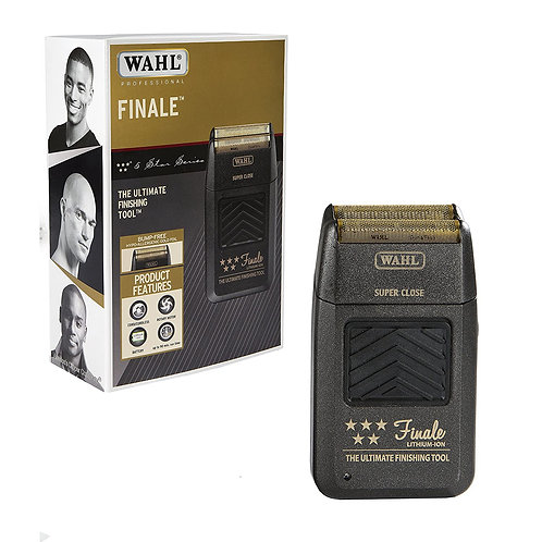 Wahl 5 Star Finale Lithium Ion Bump Free Shaver for Professionals 8164