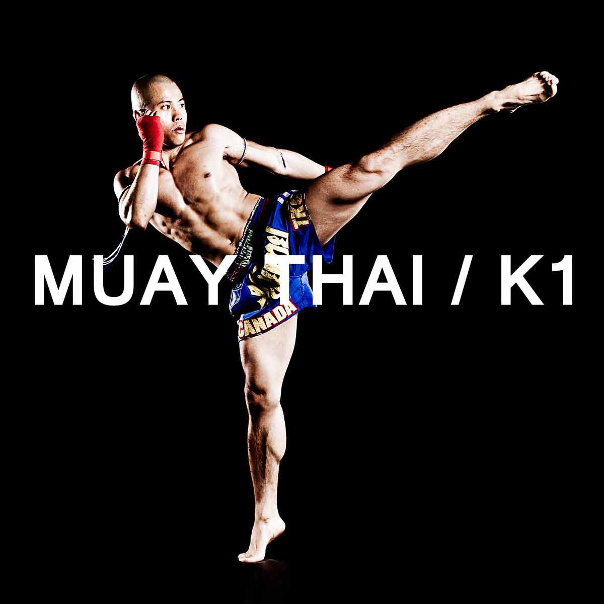 MUAY THAI / K1