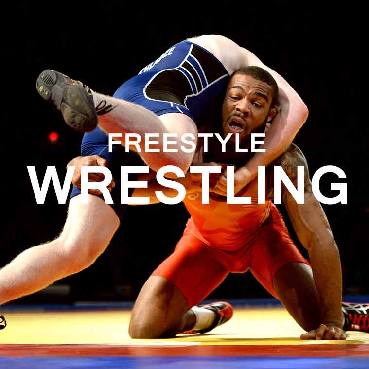 Freestyle Wrestling | South London | MMADen