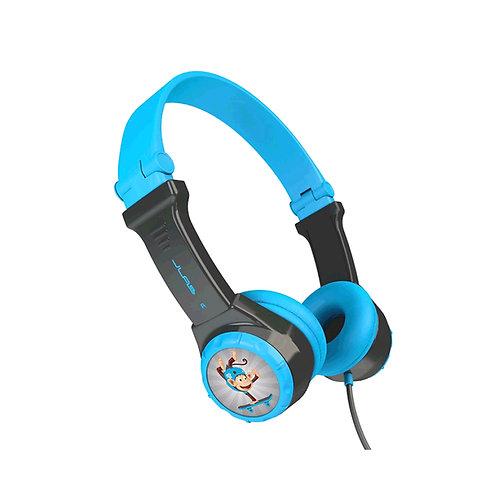 (免運) 專為2歲以上孩童設計的耳機 JLab JBuddies Folding