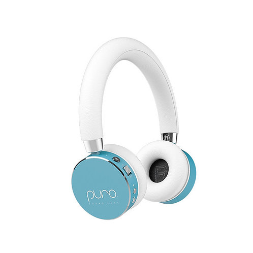 (免運) 「世界上最棒兒童耳機」Puro BT2200s 無線兒童耳機 (藍牙)