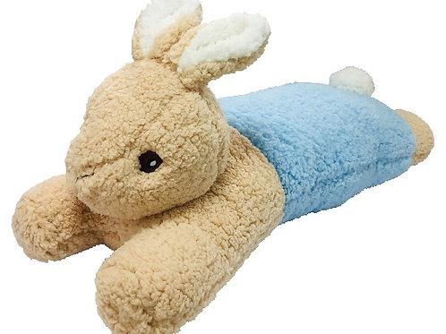 (免運) 英國比得兔Peter Rabbit™超可愛趴趴兔抱枕