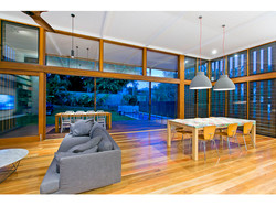 Extension of open home