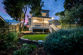 Allen Brothers Construction landscaped b