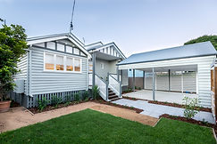 Allen Brothers Construction hendra front