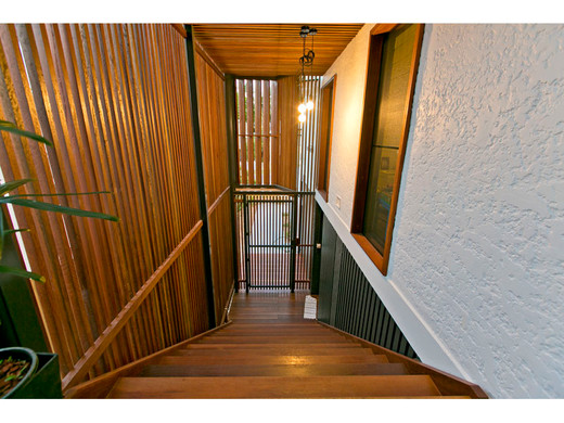 Allen Brothers Construction timber stair