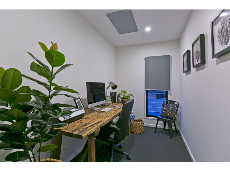 Office space in new home