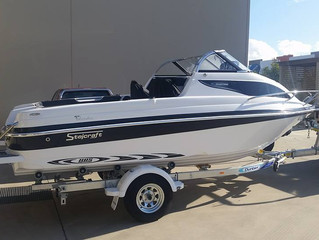 Partnering with Stejcraft Boats