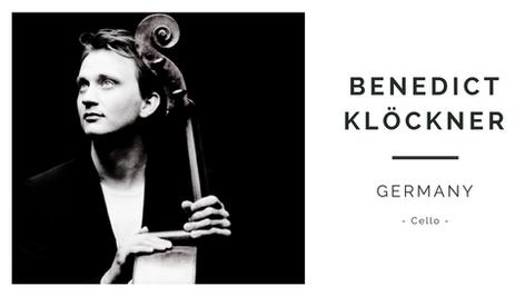 Benedict Klöckner | Germany