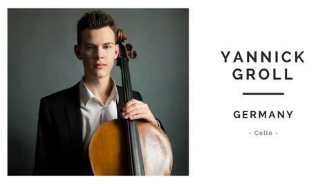 Yannick Groll | Germany